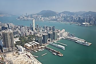 Where Is The Kowloon Peninsula?