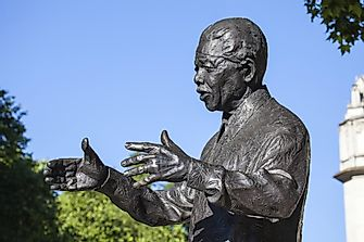 Nelson Mandela - Important Figures in World History