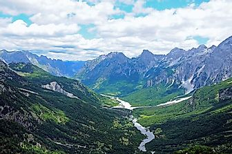 The National Parks Of Albania