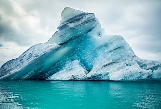 Are Icebergs Made of Fresh Water or Salt Water?