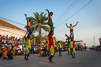 What Is The Ethnic Composition Of Guinea-Bissau?