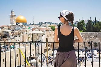 Top Source Countries For Tourists To Israel
