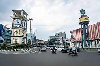 The 10 Largest Cities In Sumatra