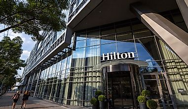 Where Is The Headquarters Of Hilton Worldwide?