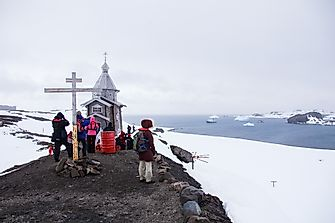 Are There Any Religious Buildings In The Frozen Continent Of Antarctica?