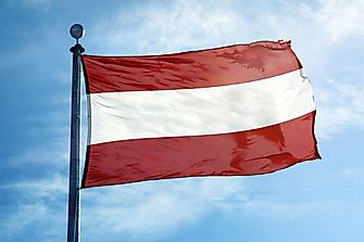 What Do the Colors and Symbols of the Flag of Latvia Mean?