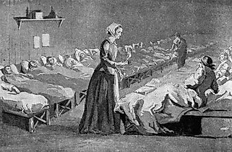 Florence Nightingale - Important Figures in History