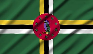 What Do The Colors And Symbols Of The Flag Of Dominica Mean?