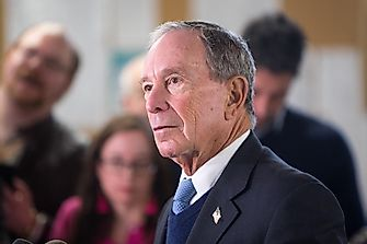 What Is Michael Bloomberg's Net Worth?