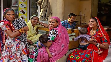India's Falling Fertility Rate: 1950 To 2020