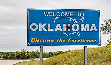 When Was The US State Of Oklahoma Founded?