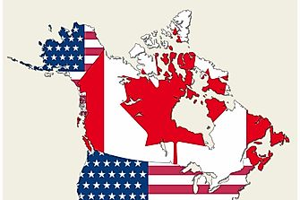 Is Canada Part of the US?