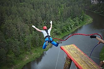 The Highest Bungee Jumping Facilities In The World