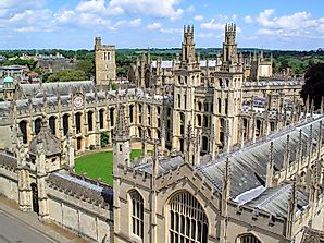 Highest Rated Universities In The United Kingdom (Great Britain)