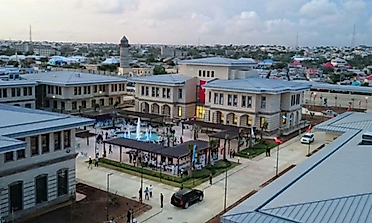 Biggest Cities In Somalia
