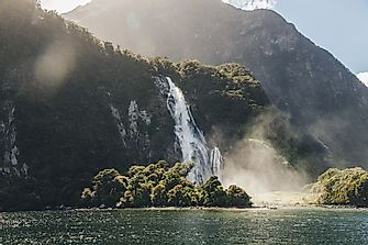 Milford Sound, New Zealand - Unique Places Around The World