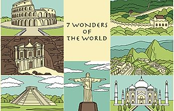 The 7 Wonders Of The World
