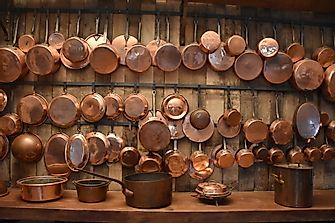 The World's Largest Exporters of Copper Housewares