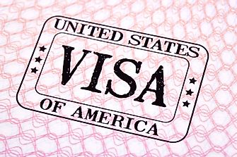 Types of US Visas