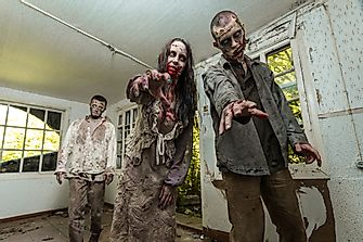 The History of Zombies