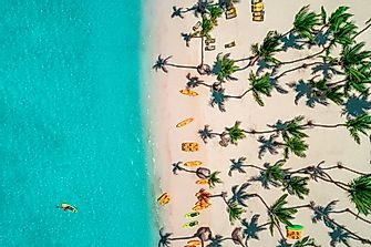The World's Most Instagrammed Beaches