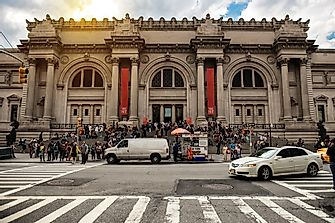 The Largest Art Museums in the United States