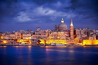 What Is the Capital of Malta?