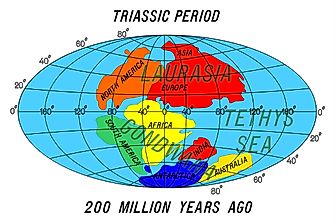 What Was The Laurasia Supercontinent?
