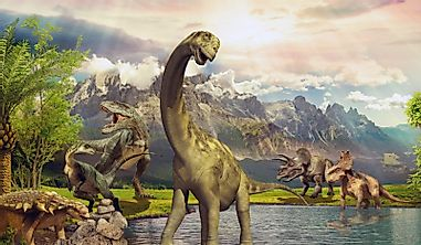 Which Was The First Dinosaur To Walk The Earth?