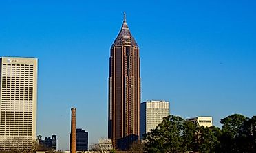 Tallest Buildings In Atlanta