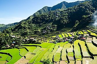 Banaue Rice Terraces - The Eighth Wonder of the World