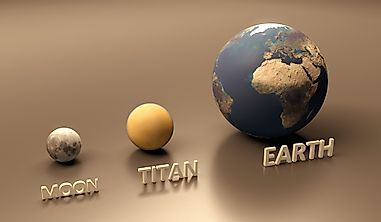 Is Titan Bigger Than Earth?