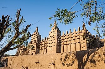 The Great Mosque of Djenné: The Largest Mud Building In The World