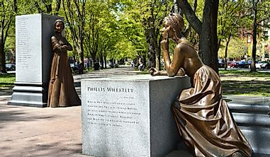 Who Was Phillis Wheatley?