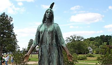 Who Was the Real Life Pocahontas?