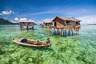 Who Are The Bajau Laut?