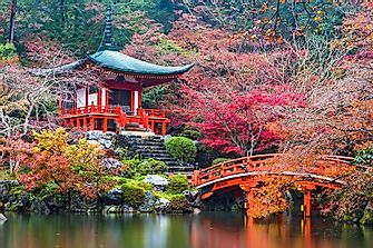 Japan's 25 Most Stunning Temples