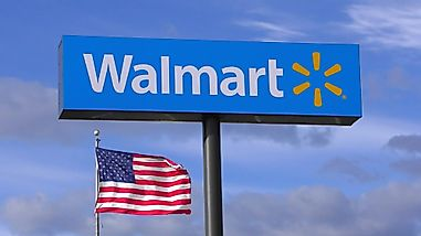 Where Did Walmart Originate?