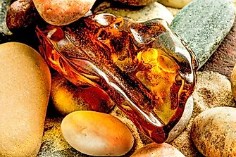 Amber: Electrifying Beauty From 50 Million Years Ago