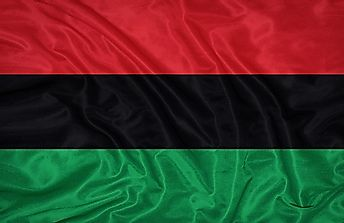 What Does The Pan-African Flag Look Like?