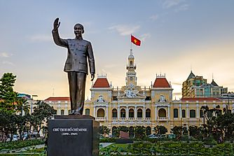 Ho Chi Minh - Figures in History