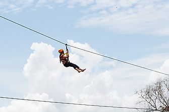 Where Is The World's Fastest Zip-Line Located?