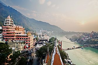 City Spotlight - Rishikesh, India