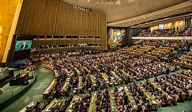 Who Are The Observer Countries Of The United Nations?