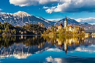 Lake Bled - Unique Places Around the World