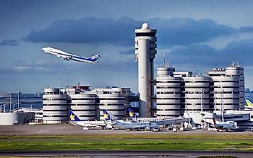 Which Are The Busiest Airports In Japan?