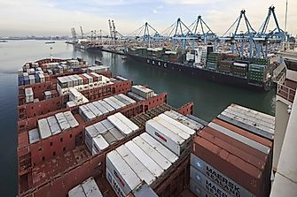 Want to See the Port of the Future? Look to Rotterdam