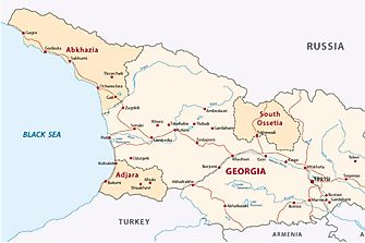 Where is Abkhazia?