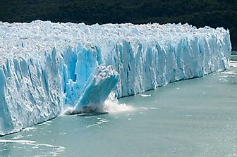 What Causes a Glacier to Retreat?