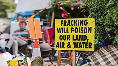 A Global Ban On Fracking: Arguments For And Against